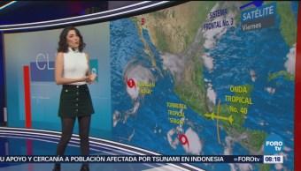 El Clima, #Primerdía, Daniela Álvarez, [30-09-8], El Clima De #Primerdía Con Daniela Álvarez
