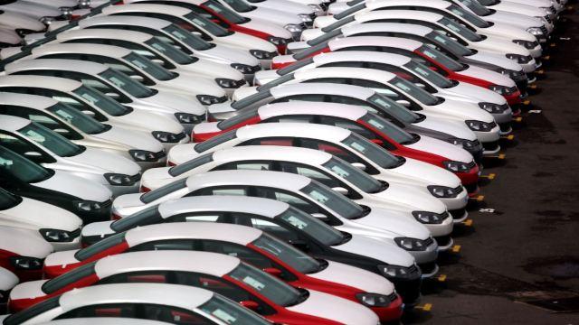 Producción de autos en México crece, exportación se dispara