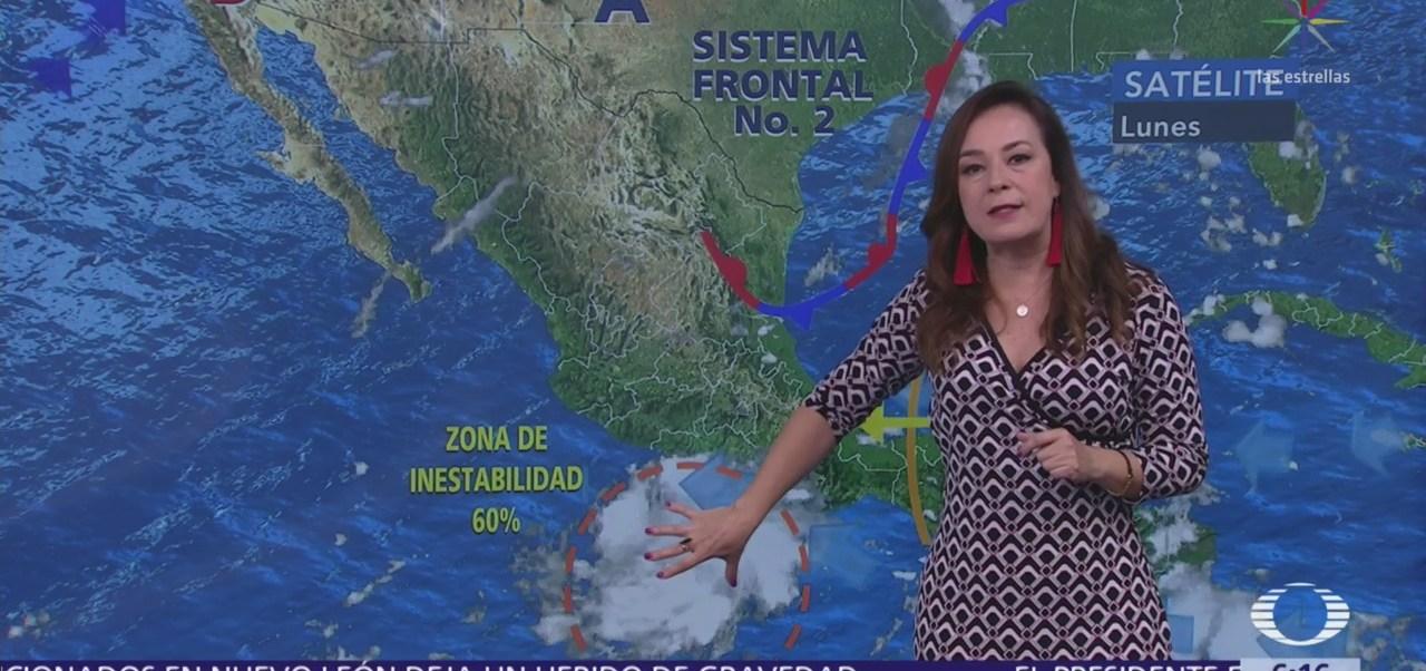 Pronostican tormentas en el norte de Tamaulipas