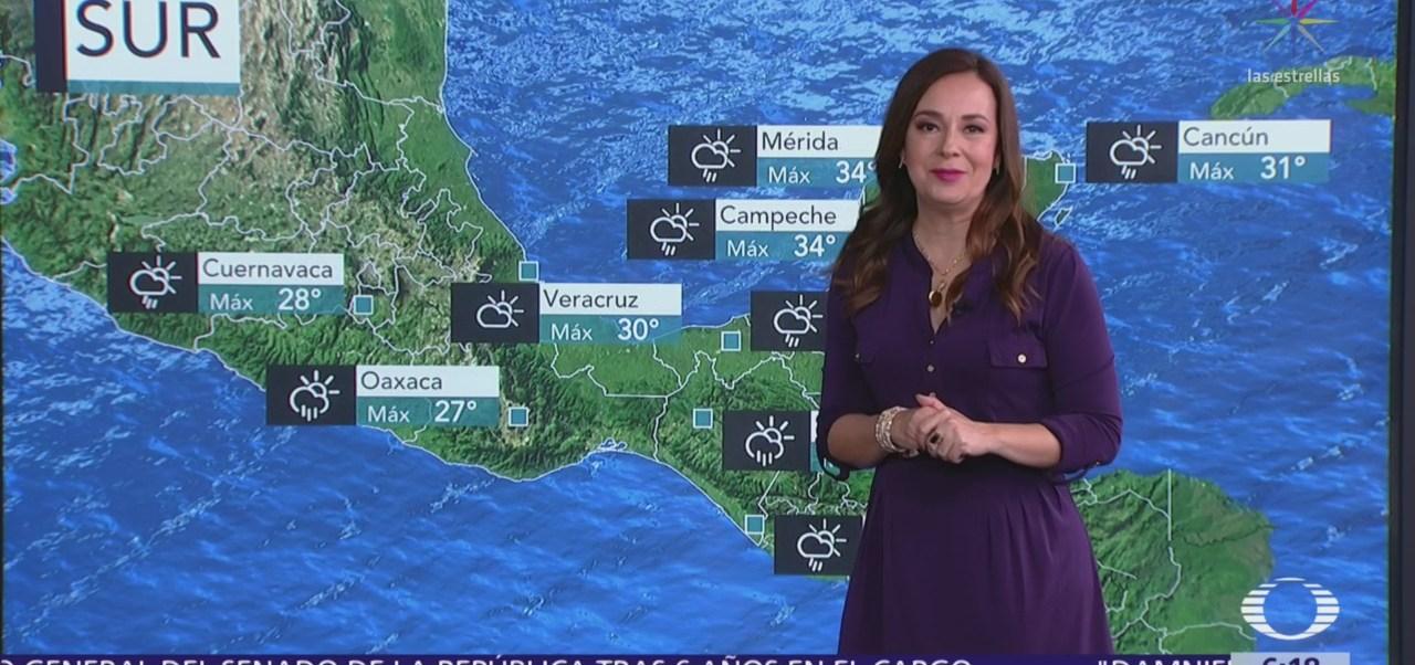 Pronostican tormentas en Sonora, Sinaloa y Chihuahua