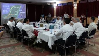 Gobernador de Quintana Roo respalda proyecto del Tren Maya