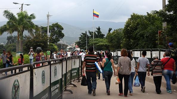 Venezuela: 3 millones de venezolanos han cruzado a Colombia