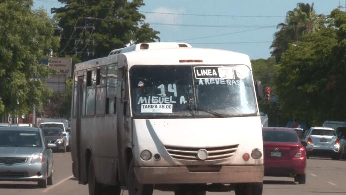 Sonora: Transporte público se reanuda tras paro de concesionarios