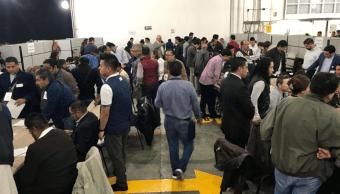 Barbosa visita recuento de votos de elección de Puebla