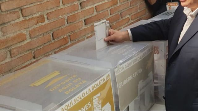 Recuento de votos en Puebla dará certeza a elección