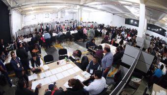 TEPJF prevé terminar el domingo recuento de votos en Puebla