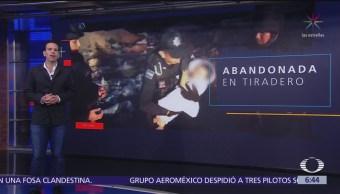 Recuperan a bebé desaparecida en San Luis Potosí