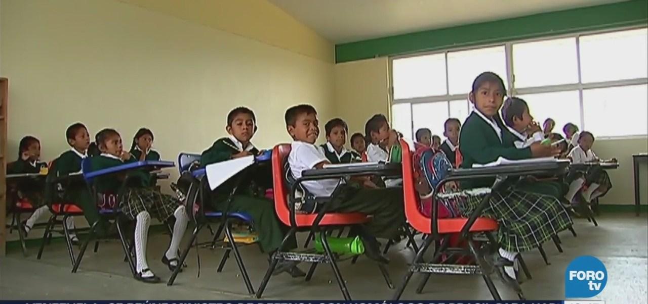 Reforma Educativa Tiene Aspectos Benefices OCDE