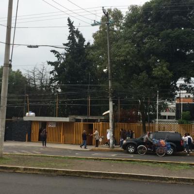 Prepa 5 y Facultad de Filosofía UNAM reanudan clases