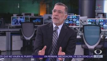 René Delgado denuncia política esquizofrénica en guerra
