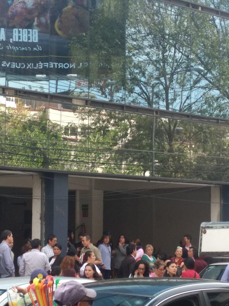 Sismo se registra en CDMX, con epicentro al suroeste de Iztacalco