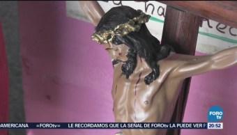 Restauran más de 100 piezas de arte sacro