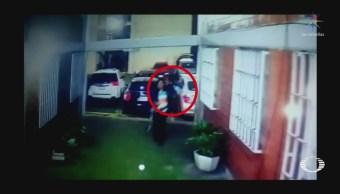 Revelan Imágenes Homicidio Mando Pgjcdmx CDMX