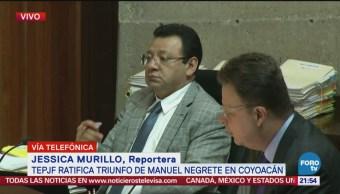 Revisan Validez Elección Alcaldía Coyoacán