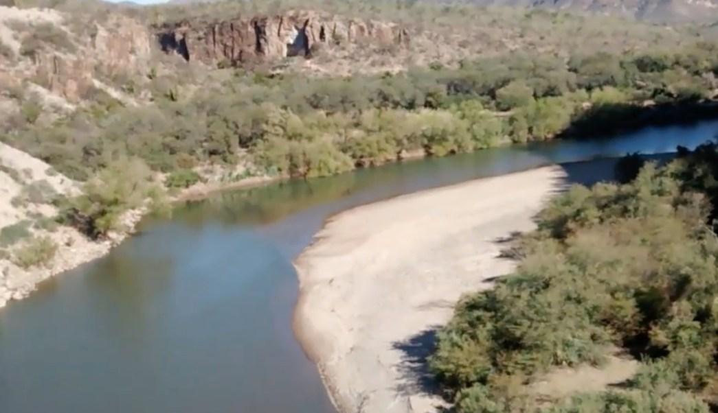 Menores Mueren Río Bacteria Sonora Bavispe