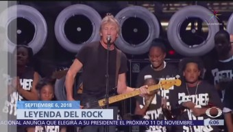 Roger Waters, fundador de Pink Floyd, cumple 64 años