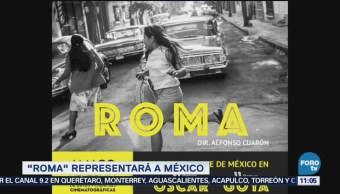 Roma representará a México en premios Oscar