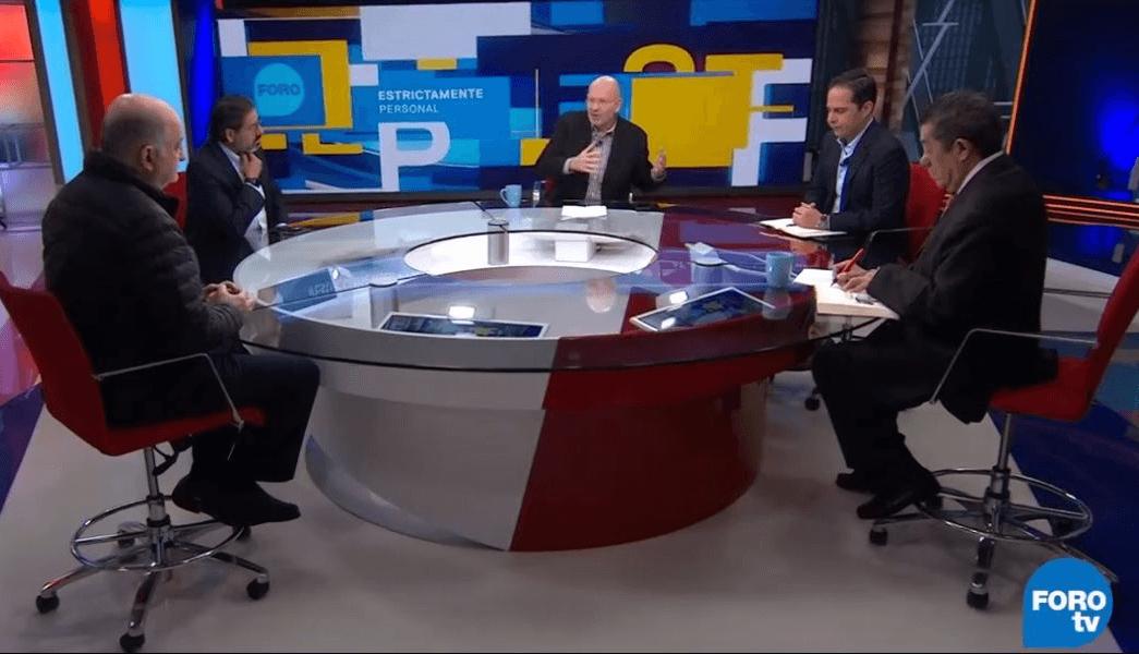 El trabajo legislativo de Morena; análisis en 'Estrictamente Personal'