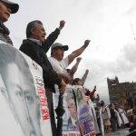 marchan en nueve estados estudiantes ayotzinapa