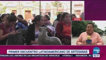Chiapas Realiza Primer Encuentro Latinoamericano Artesanas