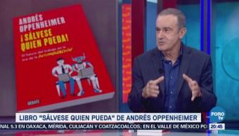 Sálvese quien pueda libro de Andrés Oppenheimer