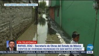 San Mateo Atenco Podría Recibir Ayuda Del Fonden Gobierno Edomex