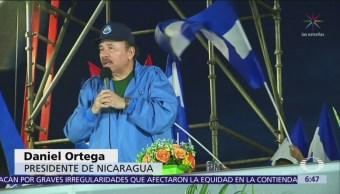 Sandinistas dispersan con balazos protesta contra Ortega