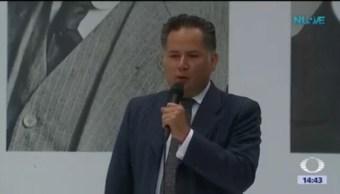 Santiago Nieto, Nombrado Titular Unidad Inteligencia Financiera Shcp