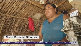 Save The Children apoya a mujeres de Tehuantepec para elaborar totopos