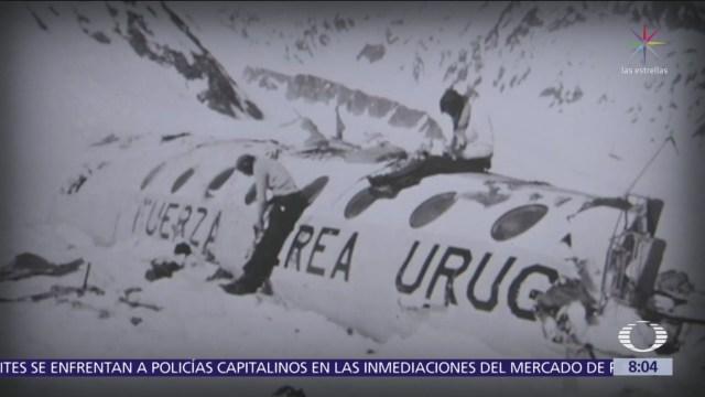 Se cumplen 46 años del Milagro de los Andes