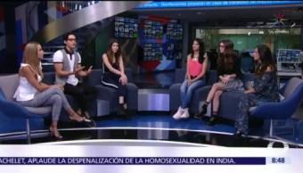 Se estrena la telenovela 'Like' por Las Estrellas