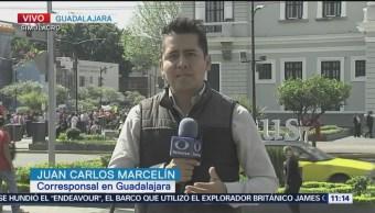Realiza Simulacro Sismo Guadalajara