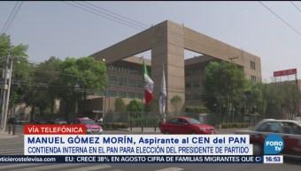 Requiere Rediseñar PAN Manuel Gómez Morín