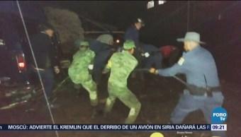 Sedena aplica plan DN-III en Michoacán