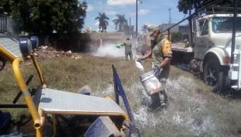 nfermedades por lluvias en Sinaloa; refuerzan vacunación