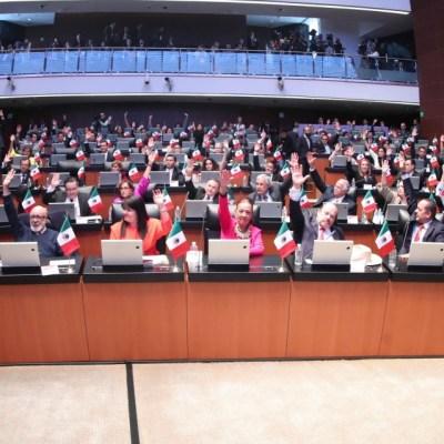Senado aprueba medidas de austeridad impulsadas por Morena