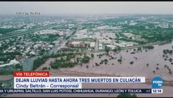 Sigue suspensión de clases en municipios afectados lluvias