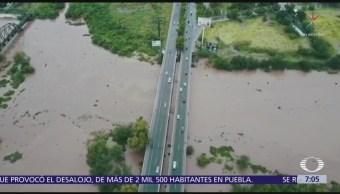 Sinaloa enfrenta las peores inundaciones en décadas