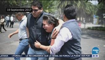 Sismos En México Testimonios De La Emergencia Testimonios Sobrevvivientes