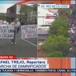 SSP despliega operativo para proteger la marcha damnificados