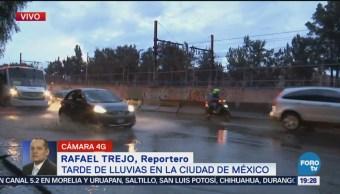 Tarde Lluvias Martes Ciudad De México CDMX