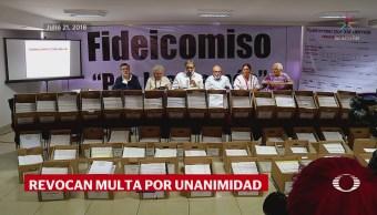 TEPJF revoca por unanimidad multa de 197 mdp a Morena