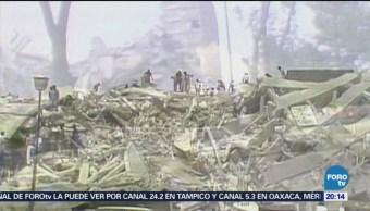 Terremoto 1985 Cicatrices Imborrables Sismo CDMX