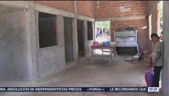 Tonalá, Chiapas, A Un Año Del Sismo Sismo Del 7 De Septiembre Miles De Viviendas Resultaron Con Daños