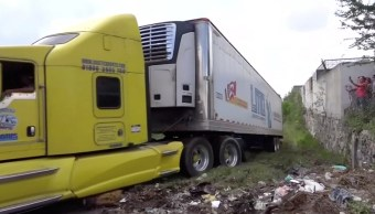 Cuerpos tráiler Jalisco; 83 ya cuentan con expediente