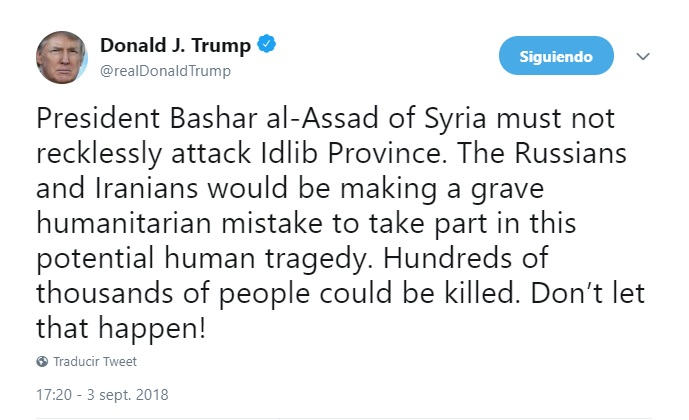 La última gran batalla de la guerra siria se libra en Idlib