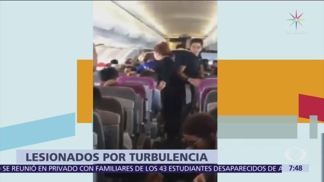 Turbulencia deja 29 lesionados en vuelo de Volaris