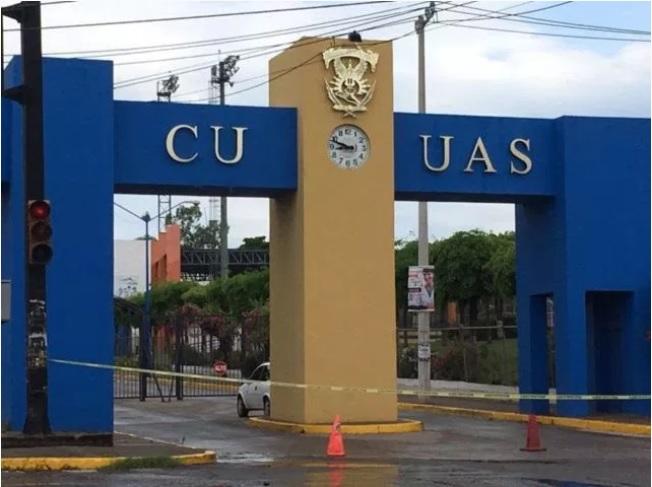 Asesinato policía Sinaloa; refuerzan seguridad Universidad