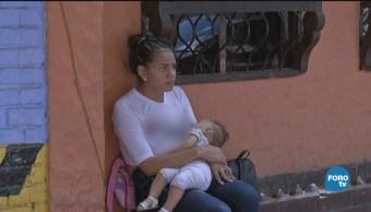 Venezolanos dejan su país no son bienvenidos como migrantes