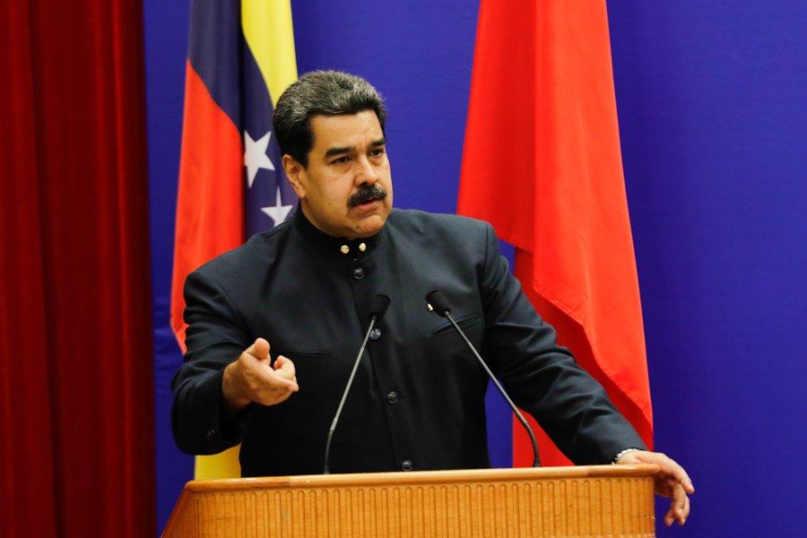 Almagro no descarta intervención militar contra Maduro